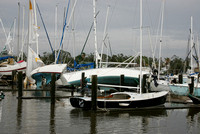 Watergate Marina after IKE - snapshots